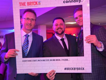The Brick raises £42,000 at the 'Brick by Brick' Gala!